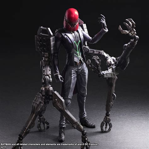 figure joker dc comics variant play arts the joker figure the