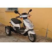 TABL&211N DE ANUNCIOS  Scooter De 3 Ruedas Motos Segunda Mano