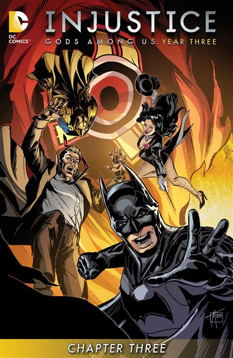 injustice gods among us year five vol 3 injustice gods among us year three 3 chapter three