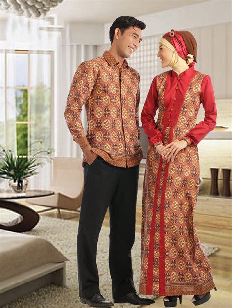 baju batik modern terbaru wanita pria couple muslim online gambar model baju batik modern terbaru gambar model baju