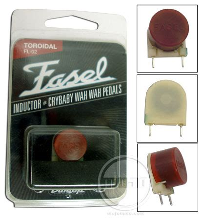 wah inductor parts mojo pedal parts 187 fasel inductor for wah pedal