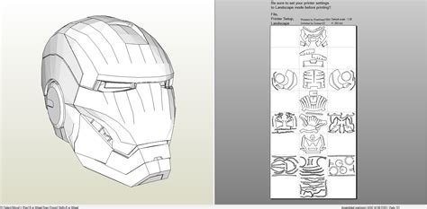 iron helmet template iron helmet template choice image template design ideas