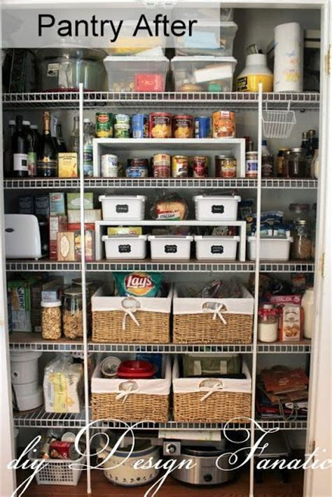 Organizing A Pantry With Wire Shelves by 36 Best Kitchen Organization Images On