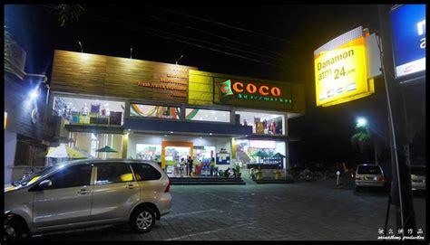 coco supermarket ubud bebek bengil dirty duck diner jalan hanoman ubud i
