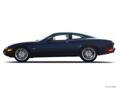 2003 jaguar coupe image 2003 jaguar xk8 2 door coupe xk8 side exterior view