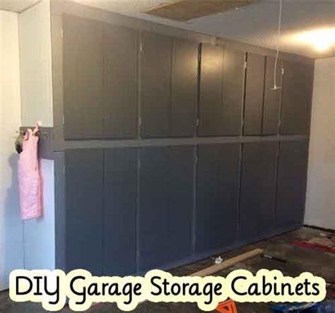 diy garage storage cabinets lil moo creations