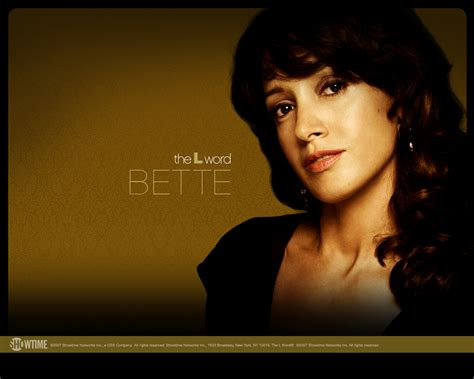 bette from the l word lword5 bette 1280x1024 free desktop wallpapers for