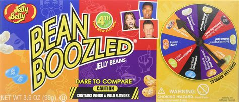 Jelly Belly Beanboozled Jelly Beans 3rd Edition jelly belly beanboozled jelly beans 3rd