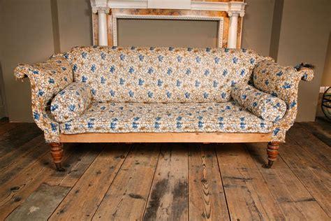 english country sofa a regency english country house sofa at 1stdibs