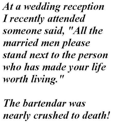 Wedding Quotes Jokes by Wedding Reception Quotes Like Success