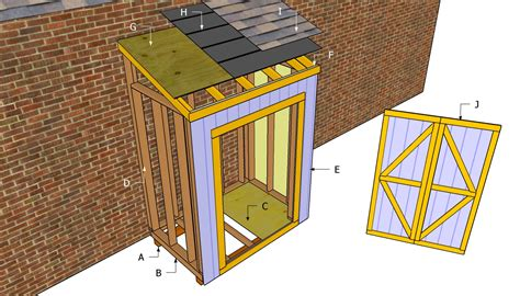 Attaching A Shed To A House by Free Lean To Shed Plans Free Outdoor Plans Diy Shed Wooden Playhouse Bbq Woodworking Projects