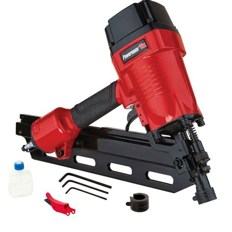 powermate clipped framing nailer chfn35p the home depot