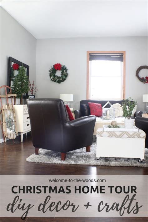 decor 2018 home tour welcome to the woods