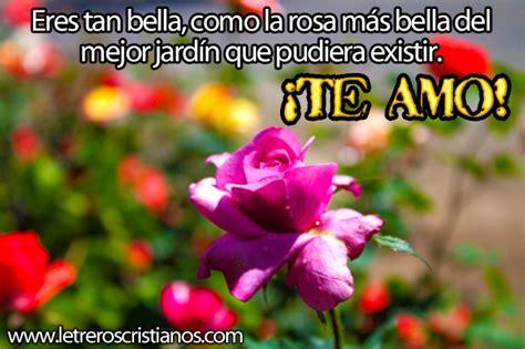 imagenes de amor para una bella dama la rosa m 225 s bella 171 letreros cristianos com imagenes