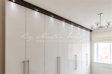 fitted wardrobes  berkshire martin west interiors