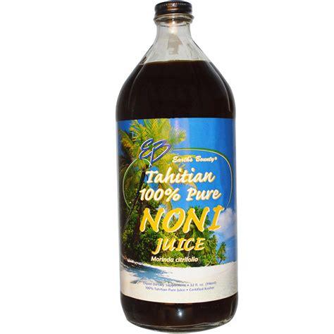 Noni Juice Tahitian earth s bounty tahitian 100 noni juice 32 fl oz