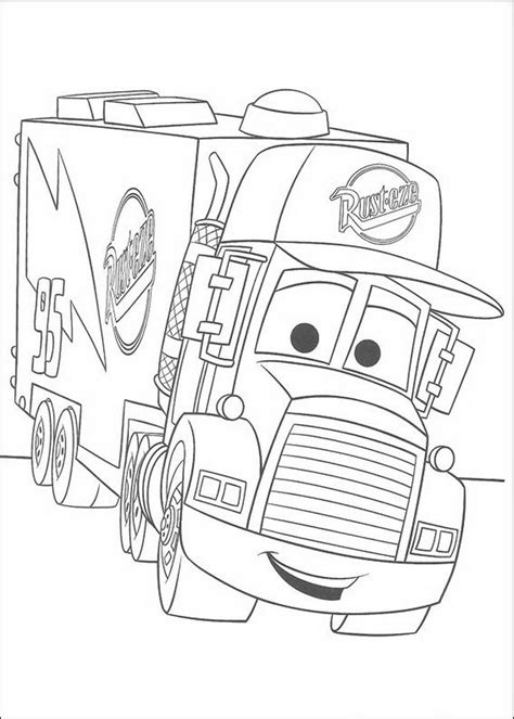 Transmissionpress Disney Cars 2 Coloring Pages Disney Cars Coloring Page