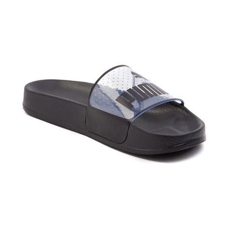 Jelly Shoes Slide Ladia 1 womens leadcat jelly slide sandal black 361713