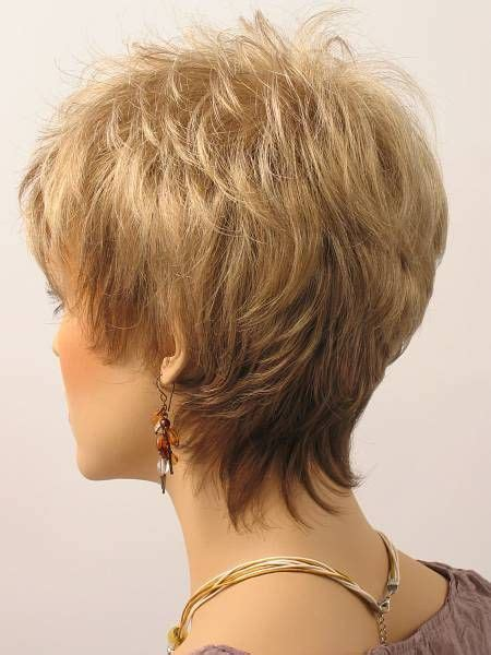 short hairstylescuts for fine hair with back and front view 25 best ideas about edgy short haircuts on pinterest