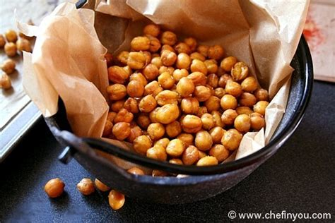 spiced indian greens and chickpeas life diy with ak spicy oven roasted chickpeas recipe dishmaps