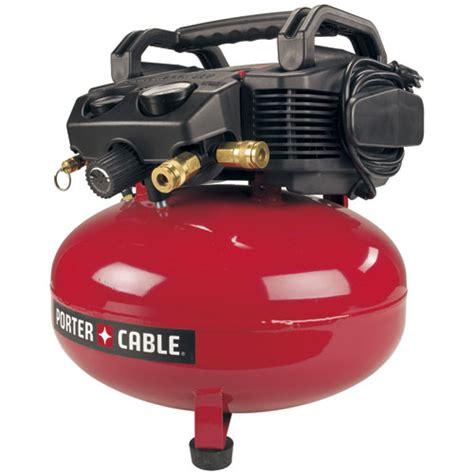 porter cable 6 gallon air compressor c2002r