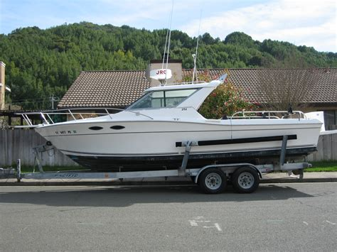 pilot house fishing boats for sale 2001 sportcraft 252 pilot house for sale photos video
