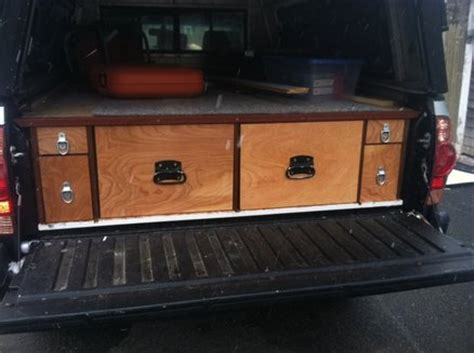 Truck Bed Tool Drawer by Up Truck Bed Tool Drawer Set By Caper Lumberjocks