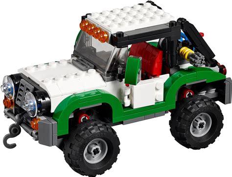 Lego City Jeep Creator 2015 Brickset Lego Set Guide And Database