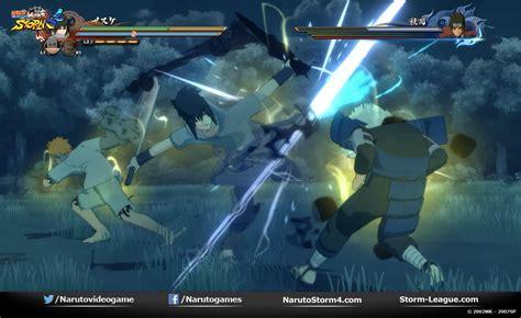 download game sasuke rpg mode naruto game naruto storm 4 sasuke vs the second hokage