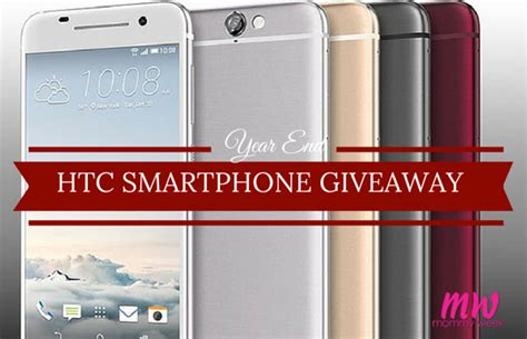 Htc Giveaway - year end htc smartphone giveaway mommy week mommy week