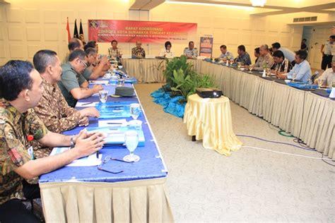 Hukum Keimigrasian Bagi Orang Asing Di Indonesia rapat koordinasi tim pengawasan orang asing tingkat
