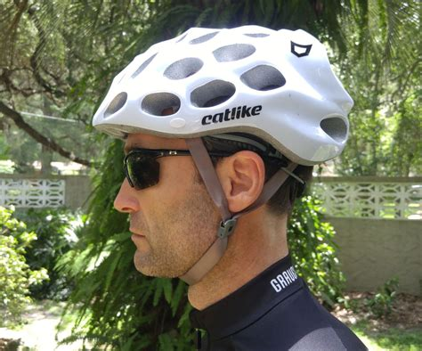 review catlike whisper road helmet attracts eyeballs not
