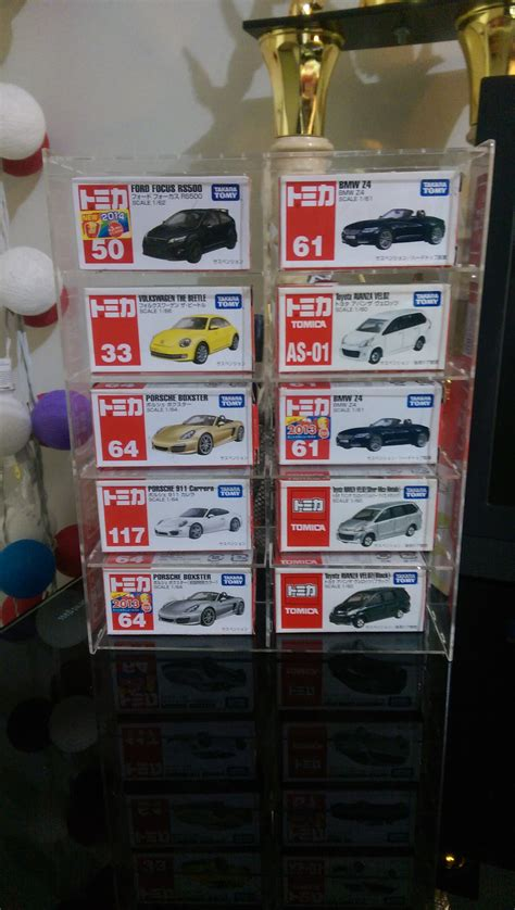 Rak Display Akrilik Custom 1 jual acrylic display rack rak display akrilik hotwheel tomica diecast 15orange