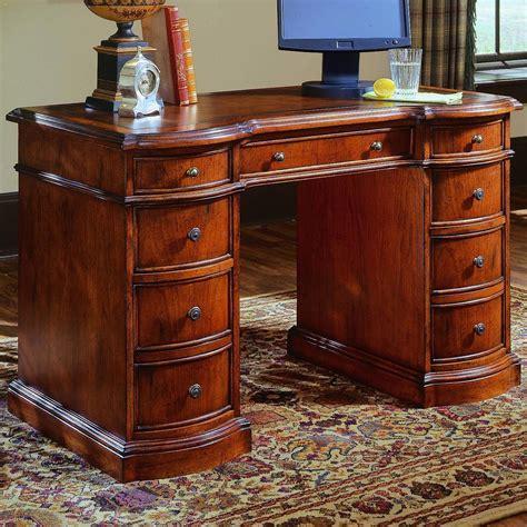 Hooker Furniture Small Knee Hole Desks Knee Hole Desk With Laptop Knee Desk