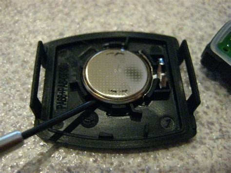 honda accord key fob remote battery replacement guide 013