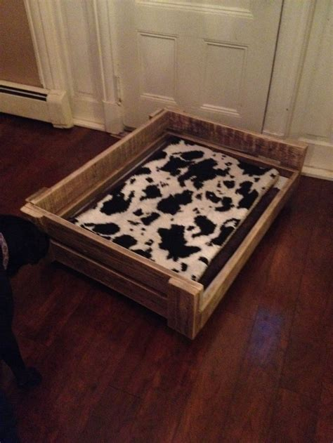 dog bed made out of pallets home made dog bed made out of an old pallet by stephen