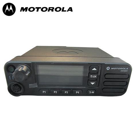 mobile walkie talkie digital mobile walkie talkie celular motorola dm4601