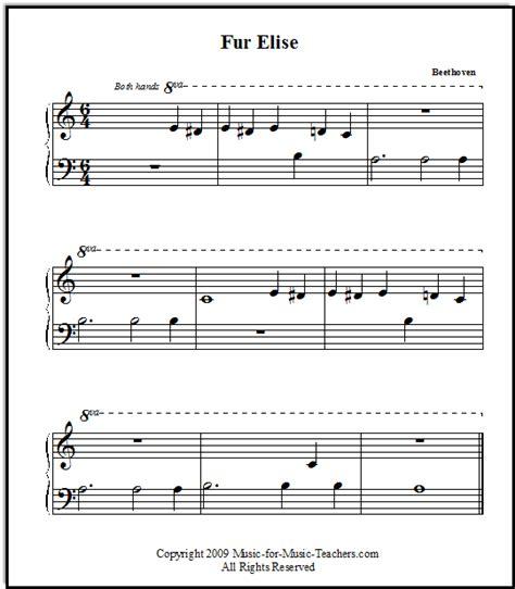 keyboard tutorial fur elise fur elise by beethoven for beginners music for music