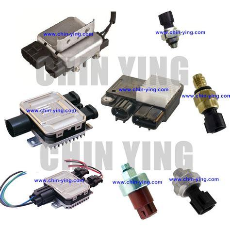 volvo xc cooling fan control unit module relay radiator coolant fan control modules