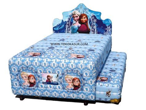 Kasur Bed Frozen bigland springbed harga kasur big land termurah murah