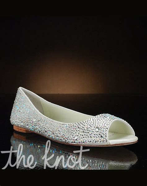 sparkly wedding shoes flats wedding accessories