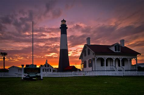 lighthouse sunset tours tybee island