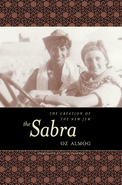 sabra books the sabra oz almog hardcover of