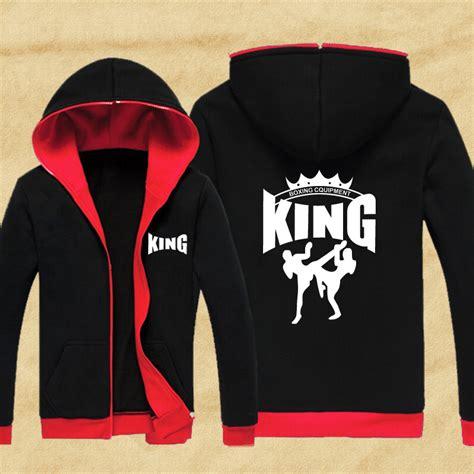 Sweaterhoodiezipper The Nexus 2 King Clothing new arrival mma hoodie muay thai fighting zipper hoodies fleece jacket sweatshirts unisex
