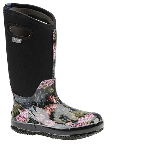 bogs winter boots bogs classic winter blooms s boot ebay