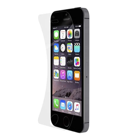 screenforce 174 invisiglass screen protector for iphone 5 5c 5s and iphone se