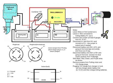 motorguide 12 24 wiring diagram 12 volt winch wiring