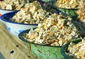 proses pembuatan jagung titi makanan khas ntt dapur