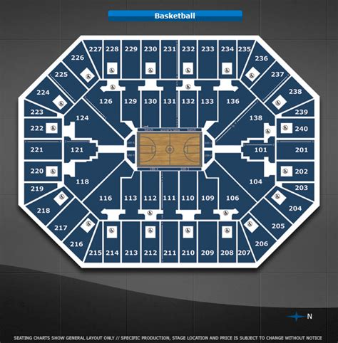 target center floor plan seating charts target center