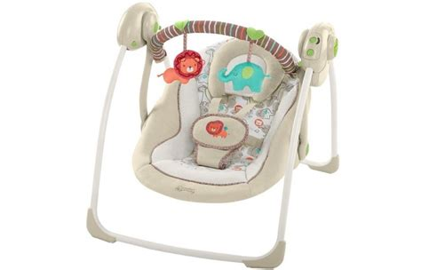 Comfort And Harmony Portable Swing by Best Baby Swing